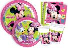 Ciao Set Party Minnie for 8 person 44pcs (Y4384)