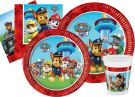 Ciao Set Party Paw Patrol for 8 person 44pcs (Y4624)