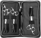 Olivia Garden SilkCut 3-Piece Scissors Set incl. Case Left-Handed