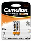 Camelion Επαναφορτιζόμενες Μπαταρίες AAA 800MhA 2 Τεμάχια