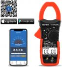 Digital Clamp Meter Bluetooth Multimeter with APP Control (AP-570C-APP)
