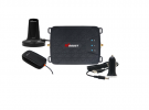 Hiboost 50dB Ενισχυτής Σήματος Κινητής Τηλεφωνίας 4G - Αυτοκινήτου (C27-5S-BTW)
