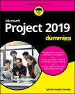 Microsoft Project 2019 For Dummies (Project for Dummies) Paperback