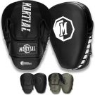 Martial Boxing Pads with High-Grade Padding for Optimal Impact Absorption (1 Pair)