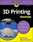 3D Printing For Dummies, 2nd Edition (For Dummies (Computers)) Paperback