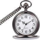 Rancross Teacher Japanese Quartz Watch with Metal Strap (Black)