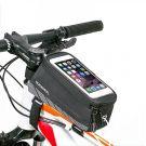 ROSWHEEL Waterproof Bicycle Mobile Phone Holder Bag Large (12496L-A6)