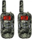 Retevis RT33 High Quality PMR Radio with LCD Display For Kids (2-pack)