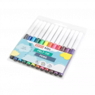 Markers EASY Colors set of 12 colors