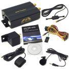 GSM GPS GPRS Tracker Σύστημα Εντοπισμού Οχημάτων (TK103Β)