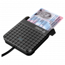 YENKEE YCR 101 Smart card reader (Black)